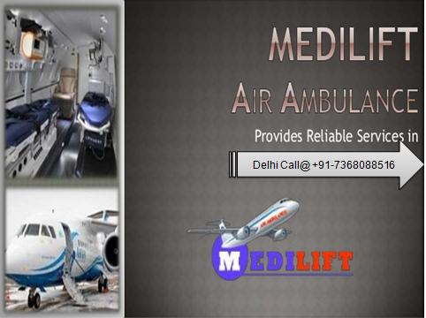 Air ambualnbce delhi