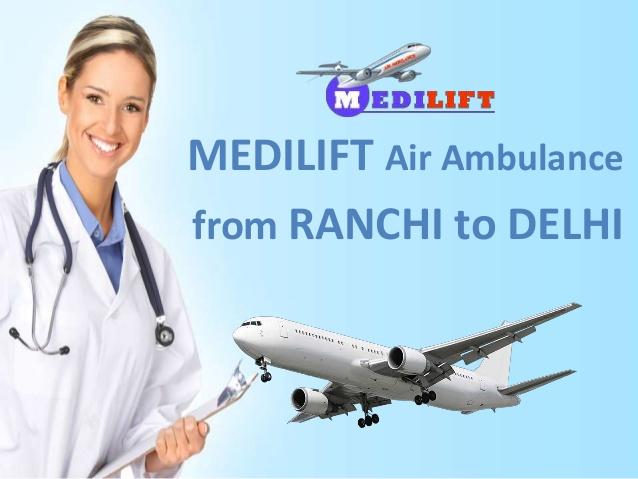 Ranchi to Delhi