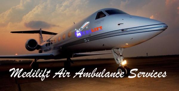 medilift ambulance services in Jamshedpur