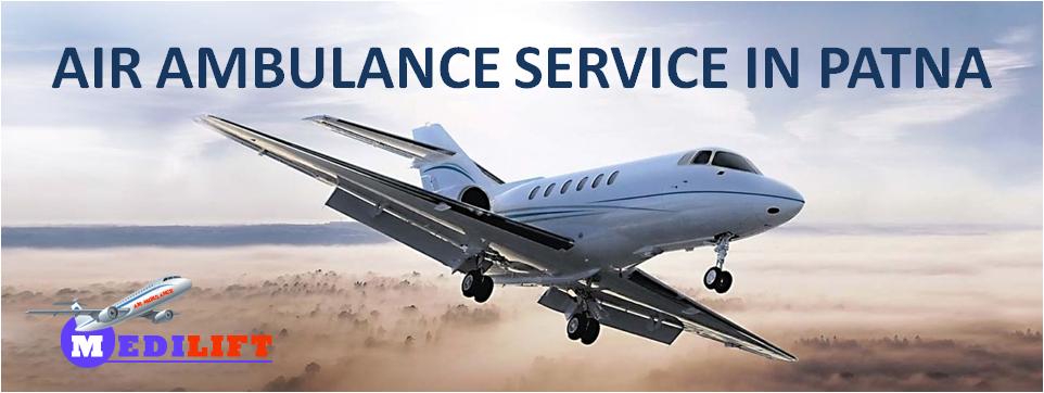 Air Ambulance Service in Patna