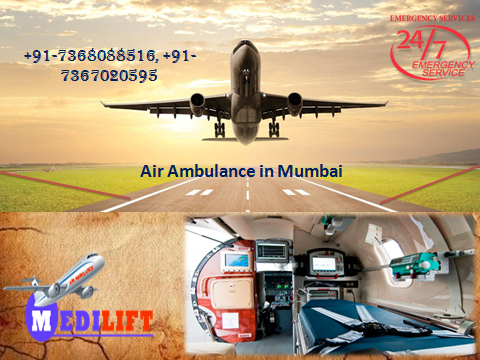 air ambulancein mumbai