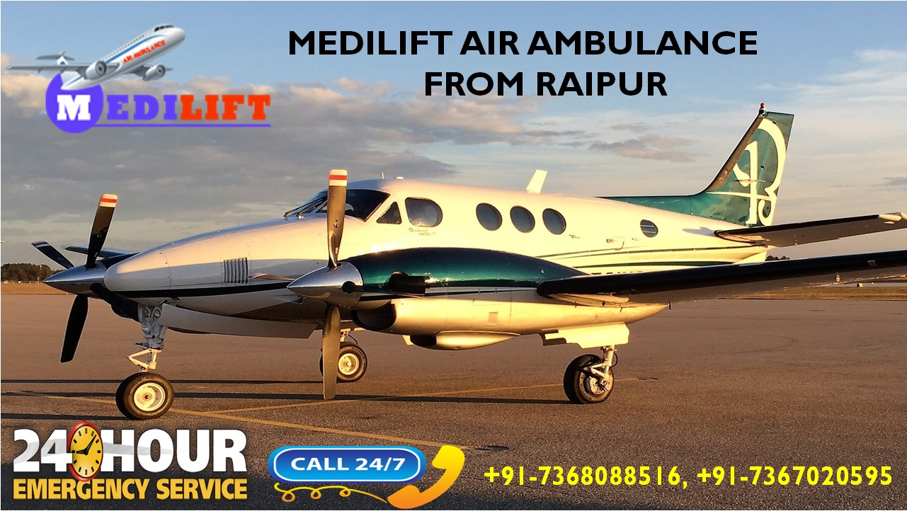 Medilift air ambulance