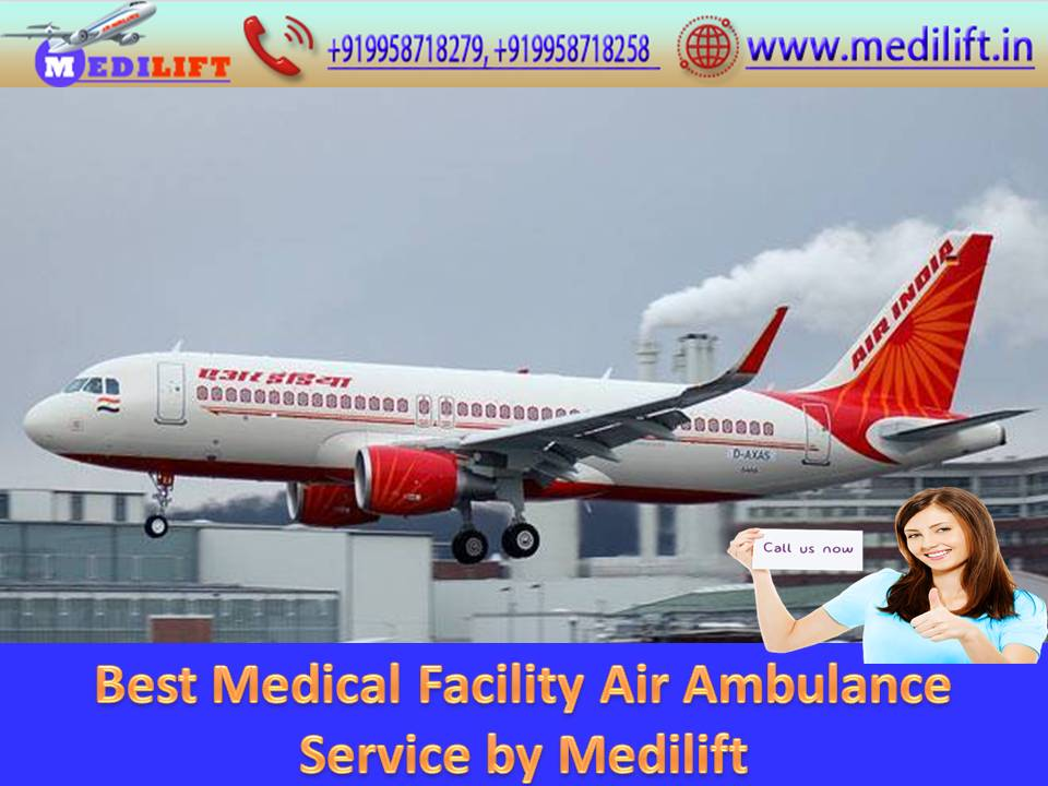 Hi-Tech Emergency Air Ambulance in Mumbai