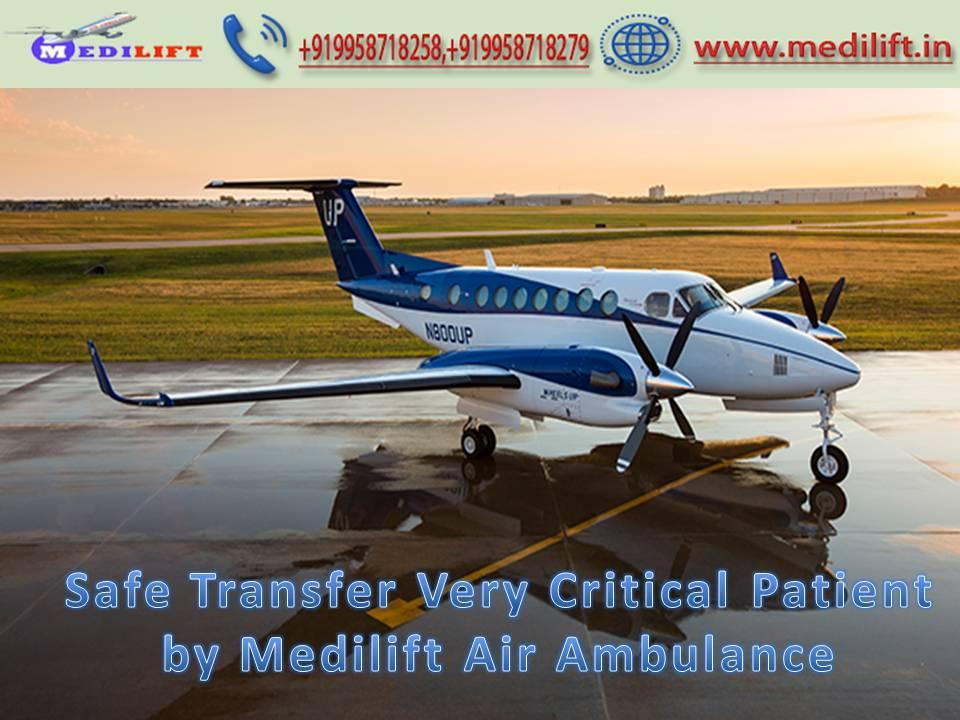 Medical-Emergency-Air-Ambulance-Ranchi
